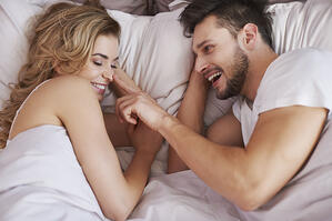 Couple in Bed (2)