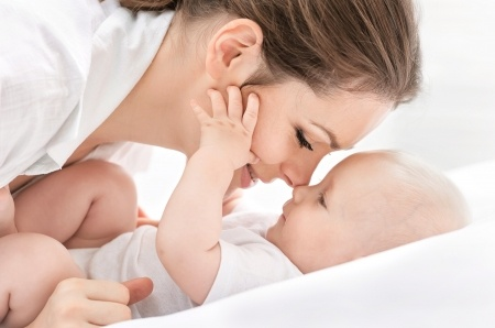 Baby and Mother (2)-1