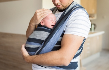 Man With Baby (2)